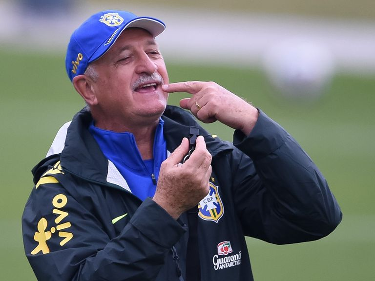Scolari: Tragically lost his nephew in a car accident