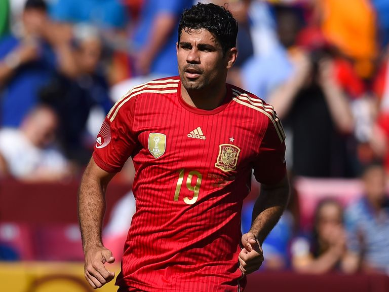 Diego Costa: On the verge of signing for Chelsea