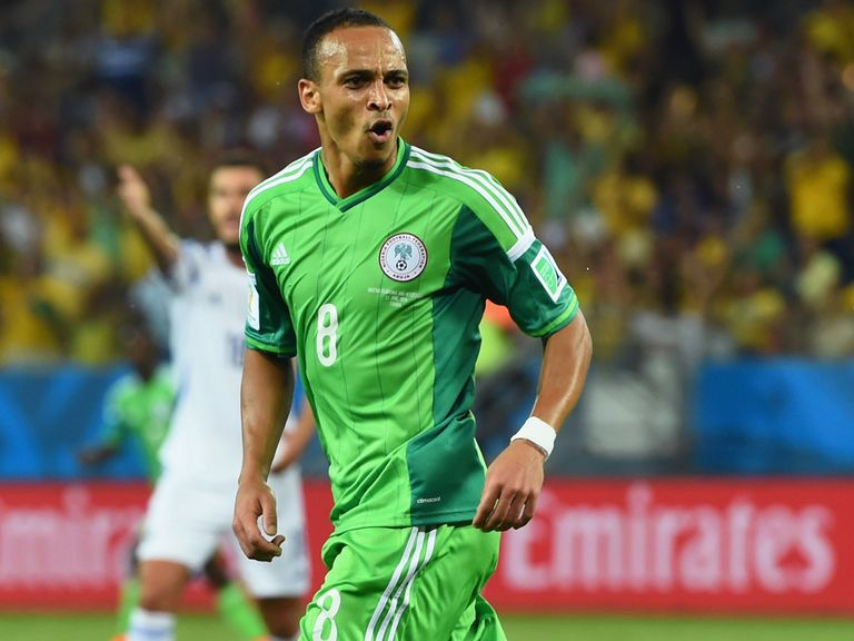 Odemwingie: Dream clash with Argentina up next