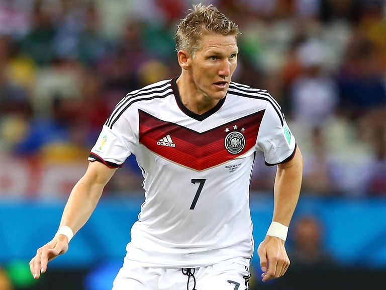 Bastian Schweinsteiger: Expects some unity from the Brazil team