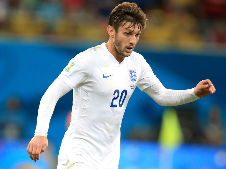 Adam Lallana: Poised for Liverpool move