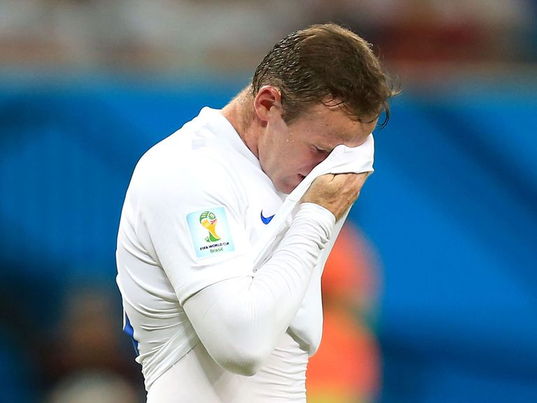 Wayne Rooney: Struggled to find best form for England of late