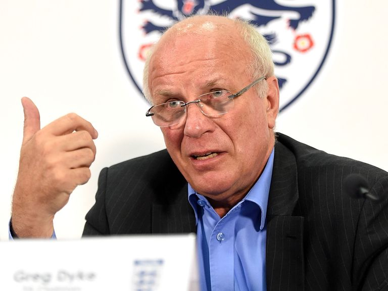 Dyke: Hit back at the comments made by Blatter