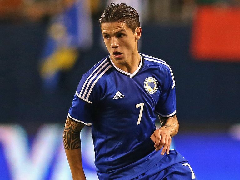 Muhamed Besic: Impressed at the World Cup