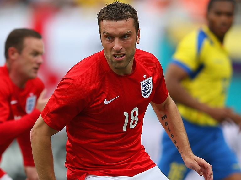 Rickie Lambert: Keen for England to finish with a win