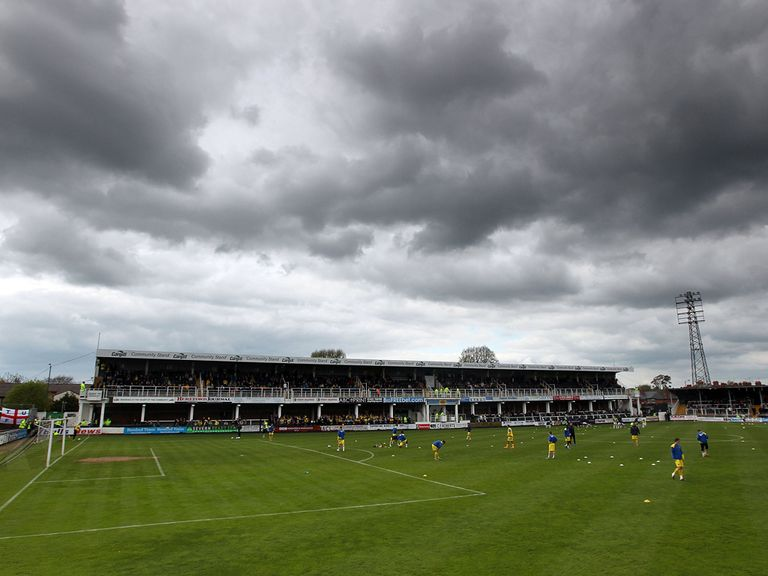 Hereford have been expelled from the Football Conference