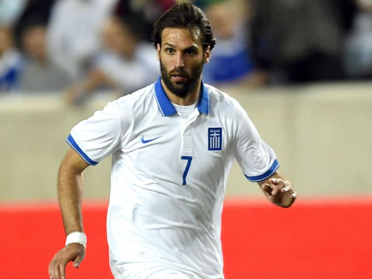 Georgios Samaras: Completes West Brom move