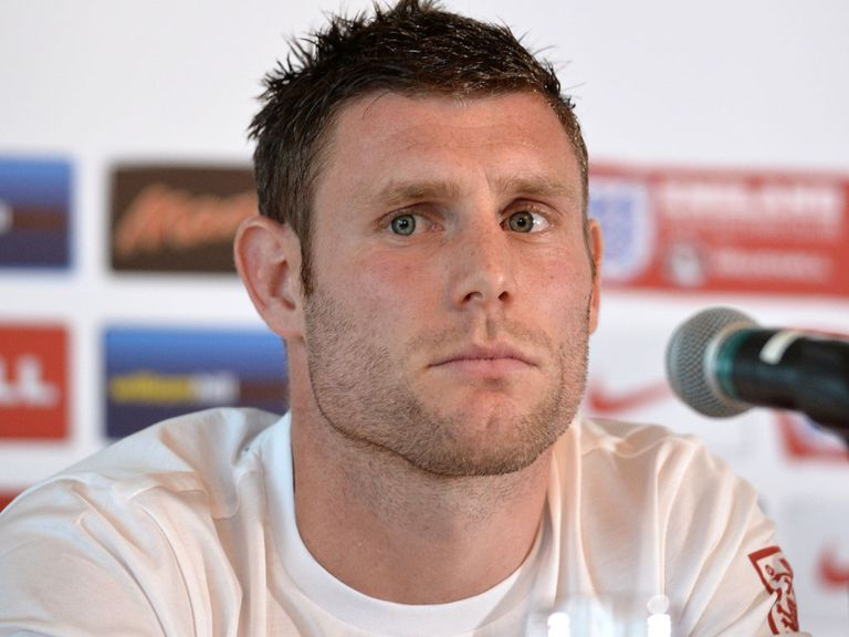 Milner: Focused on England
