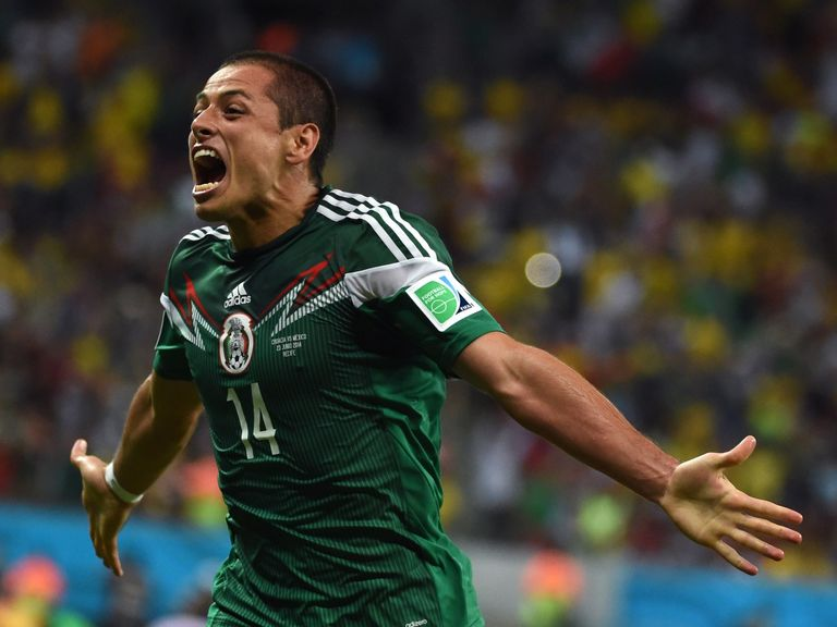 Javier Hernandez: Still on the radar for Atletico Madrid