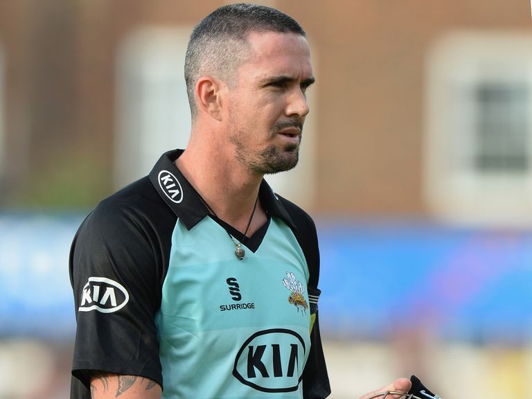 Kevin Pietersen: Spoke of unsettled atmosphere