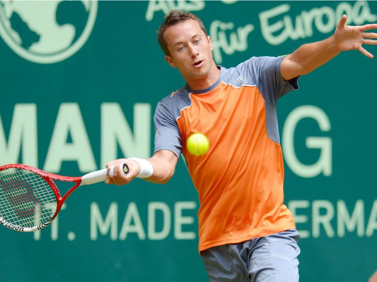Philipp Kohlschreiber: Can get the better of American Isner