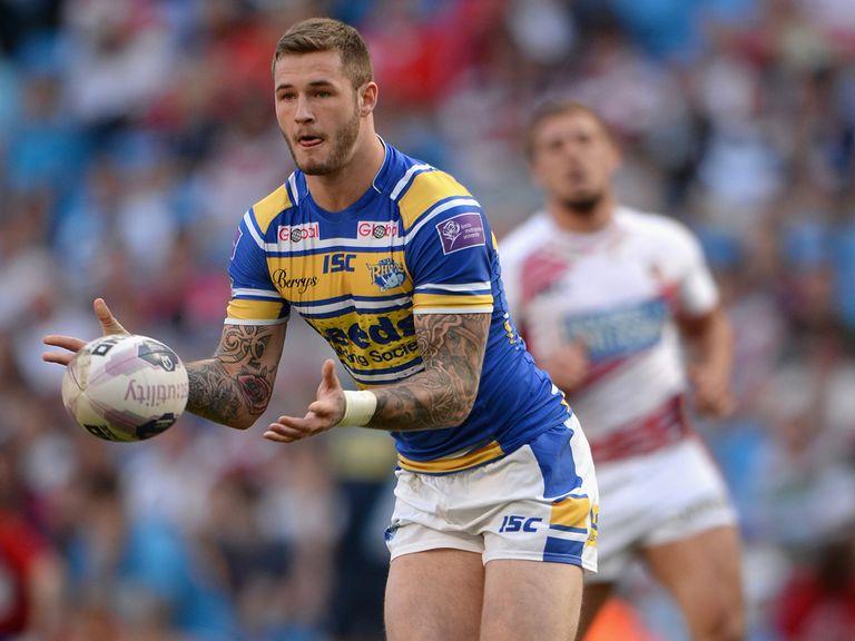 Zak Hardaker: Handed a five-match ban