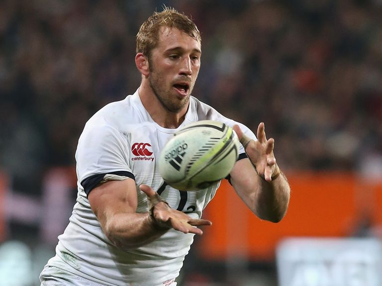 Chris Robshaw: England determined to end on high
