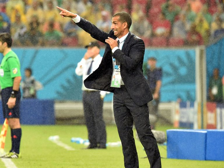 Sabri Lamouchi: Leaves Ivory Coast job