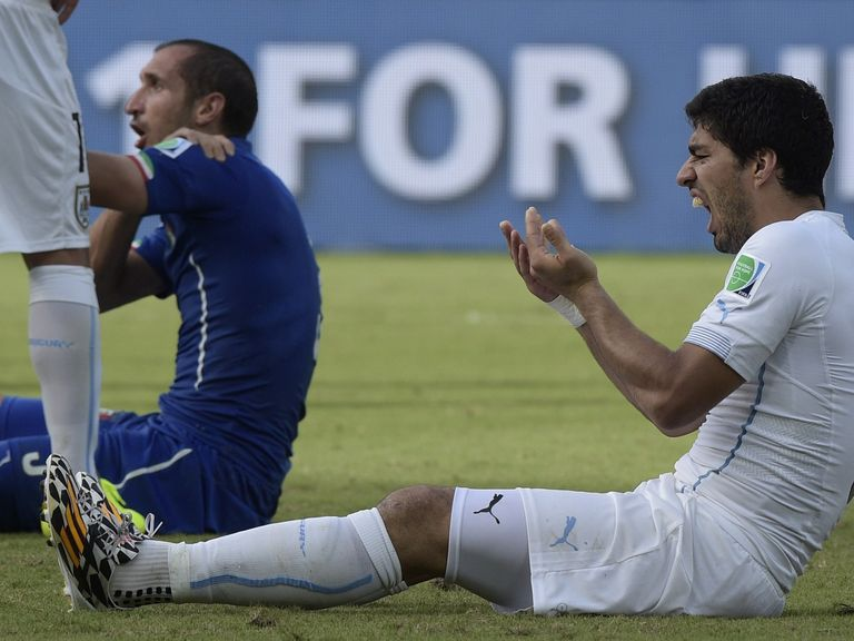 Luis Suarez: Appealed to the Court of Arbitration for Sport