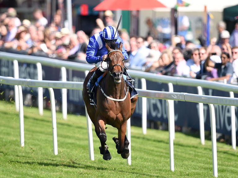 Taghrooda has taken her Oaks win in her stride