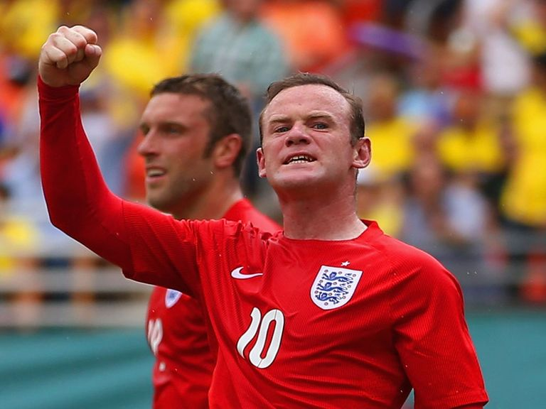 Wayne Rooney: Can play in a number of positions
