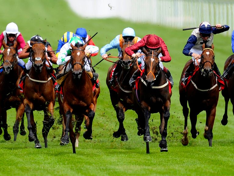 Enjoy the action at Sandown on Coral-Eclipse day.
