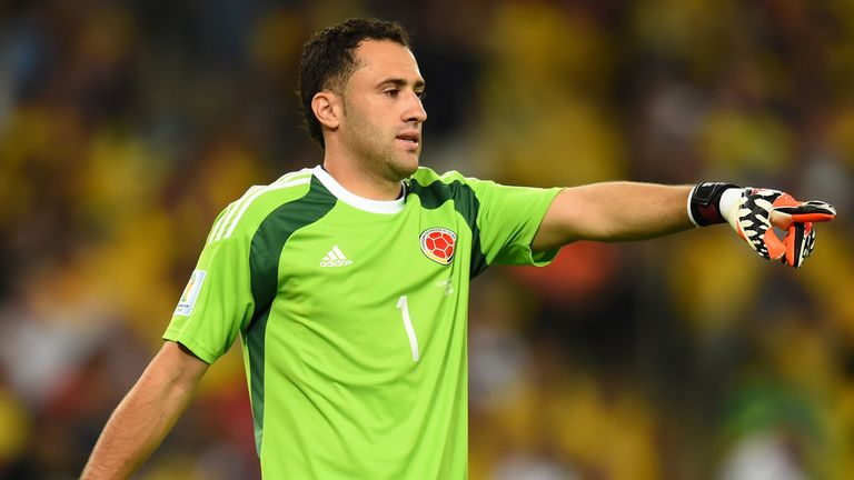 David Ospina: Colombia goalkeeper on his way to Arsenal, according to Nice