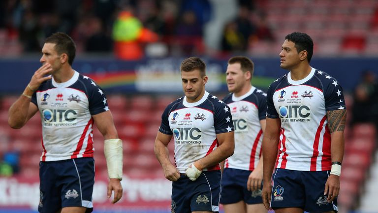 USA secured a 18-12 win over a Samoa Residents team
