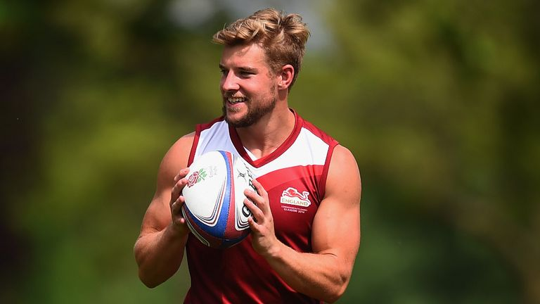 Tom Mitchell: Believes England can win gold in Glasgow
