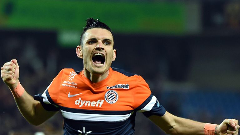 Remy Cabella: Set to become a Newcastle player