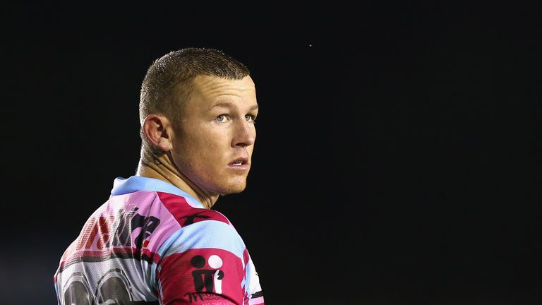 Todd Carney: Dragons keep the door open for stand-off
