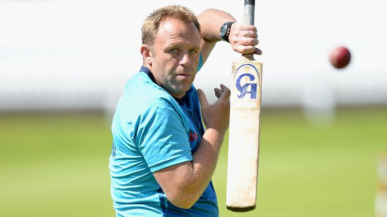 Chris Adams: Consultant batting role at Notts