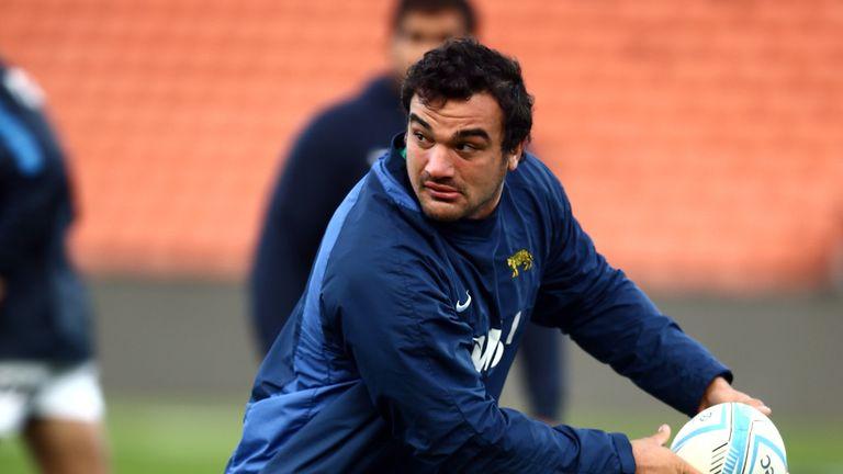 Agustin Creevy: Argentina captain