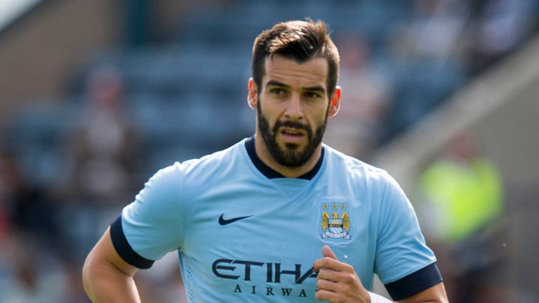 Alvaro Negredo: Fractured a metatarsal in pre-season