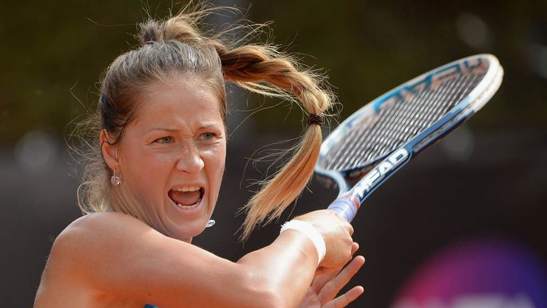 Bojana Jovanovski: Will face surprise package Misa Eguchi in the quarter-finals