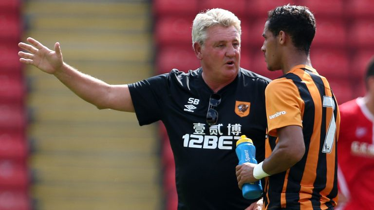 Steve Bruce: Is targeting progression to the group stage