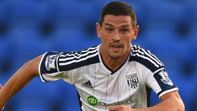 Graham Dorrans: New deal at West Brom