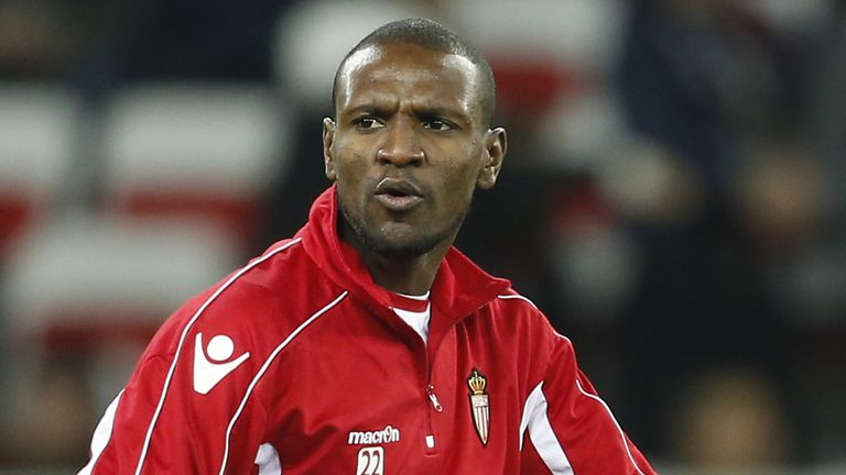 Eric Abidal: Has joined Olympiacos from Monaco