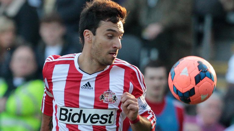 Ignacio Scocco: Striker has left Sunderland for former club Newell's Old Boys