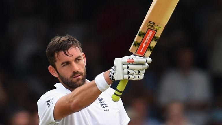Liam Plunket: scored his maiden Test half-century