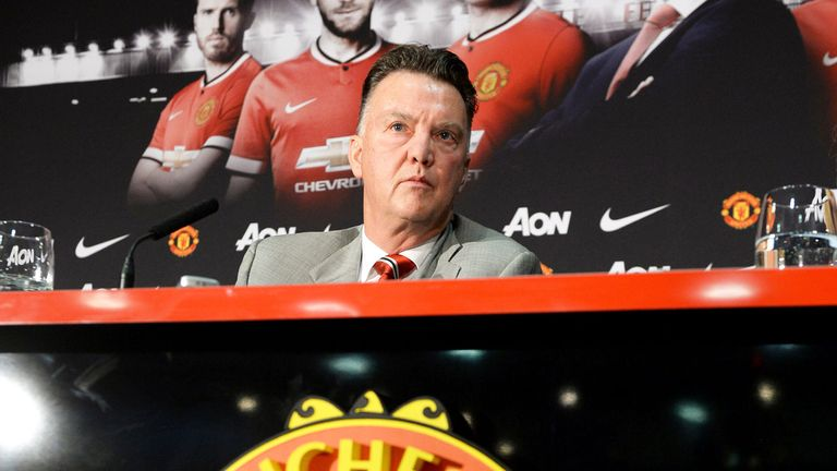 Louis van Gaal: Ready for balancing act at Old Trafford