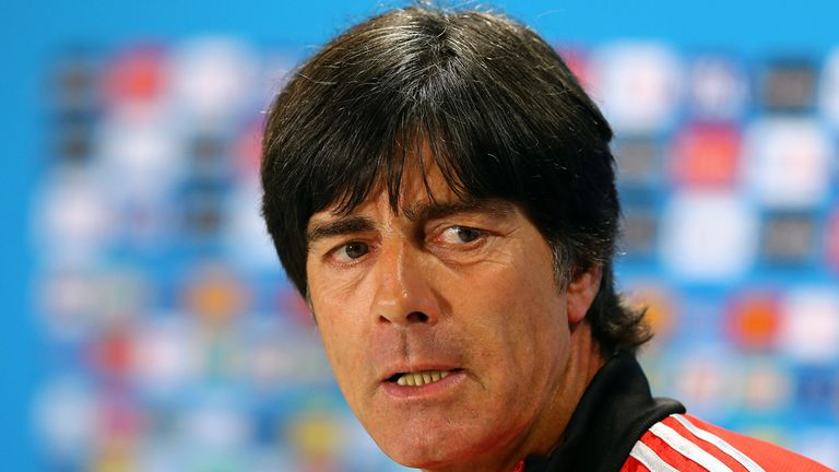 Joachim Low: 'Germany can write history'