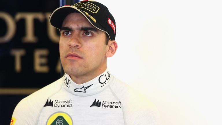 Pastor Maldonado: Controversial presence in F1