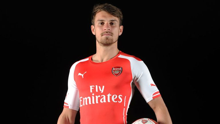 Aaron Ramsey: Welcomed Arsene Wenger's decision to sign new deal