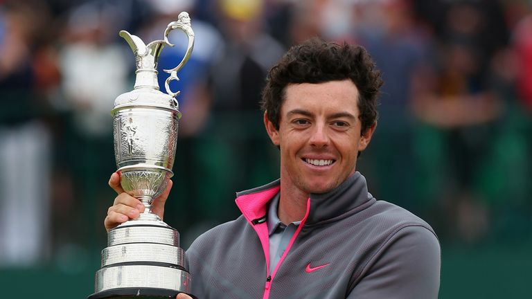 Rory McIlroy: Landed a 500/1 bet