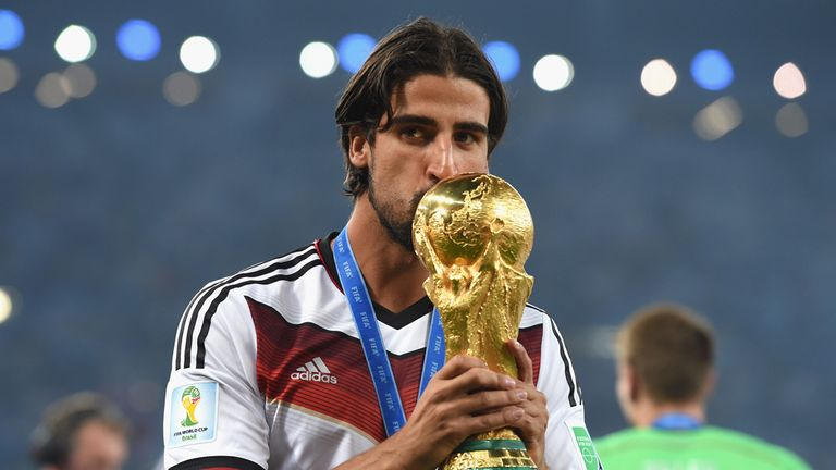 Sami Khedira: Linked with move to England
