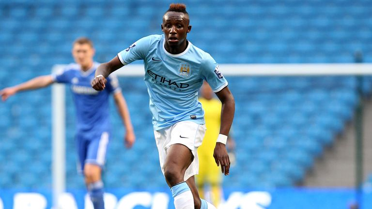Seko Fofana: The Manchester City midfielder was allegedly racially abused against HNK Rijeka