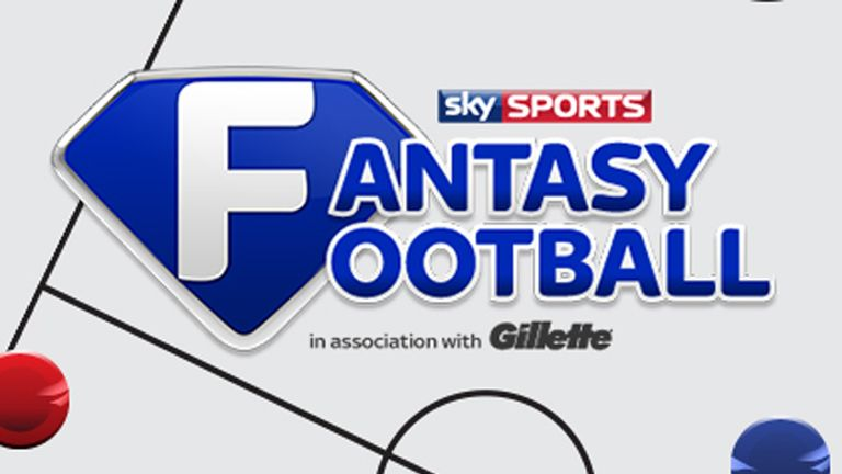 Sky Sports Fantasy Football: Free to play with weekly and monthly prizes up for grabs