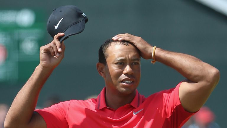 Tiger Woods: in for a thin time at future Majors?