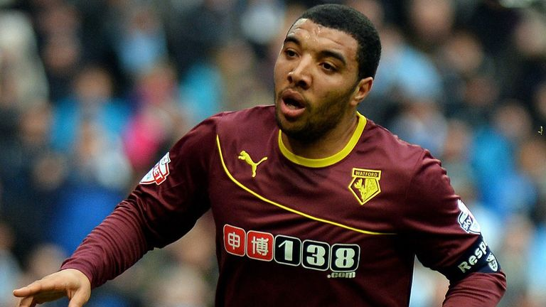 Troy Deeney: Watford striker a target for QPR