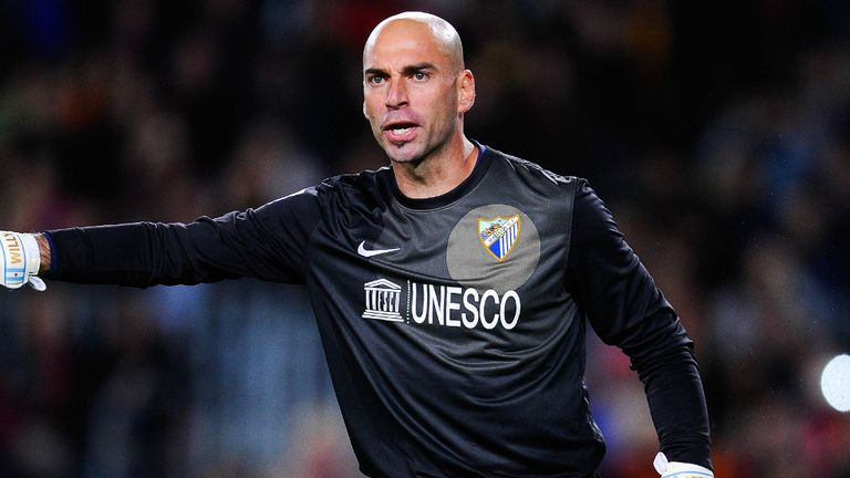 Willy Caballero: Will compete with Joe Hart for first-team role