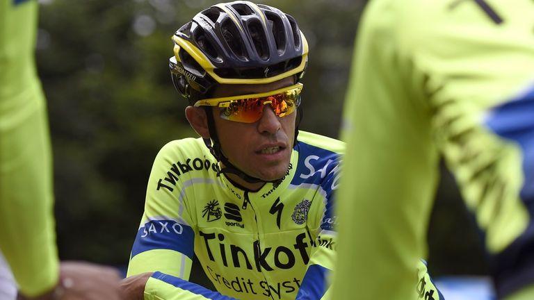 Alberto Contador believes he is back to his best