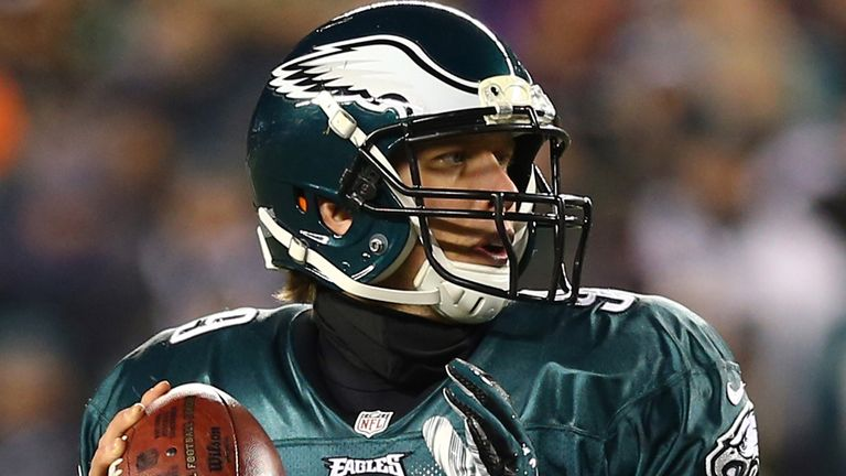 Nick Foles: Impressive pre-season outing for Eagles QB
