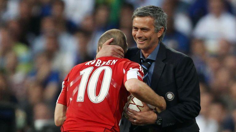 Arjen Robben: Admiration for both
